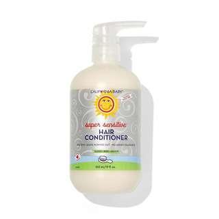 California Baby Hair Conditioner - Super Sensitive 19oz