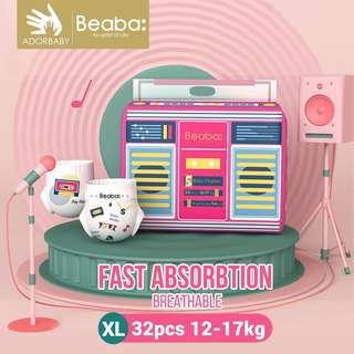 Beaba Radio Tapes XL