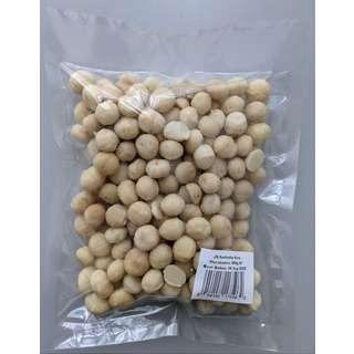 JG Raw Macadamia Nuts