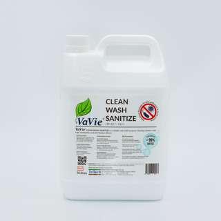 VaVie Clean Wash Sanitize - 5 Litres