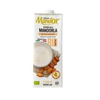 MANDOR Unsweetened Organic Almond Milk
