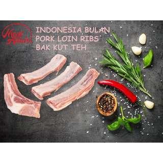 Meat Affair Loin Ribs Bak Kut Teh