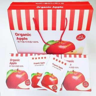 Korea Organic Apple Juice