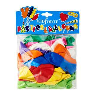 Partyforte Standard Balloons Pack