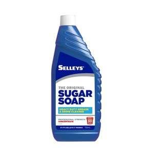 Selleys Liquid Sugar Soap 750ml