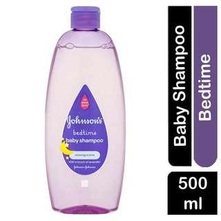 Johnson's BEDTIME BABY Shampoo Relaxing LAVENDER Aroma