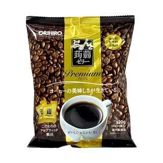 Orihiro Purun To Konnyaku Jelly Premium Coffee