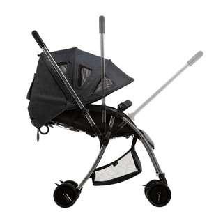 Bonbijou Lucas Lite Weight Stroller (Dusky Grey)