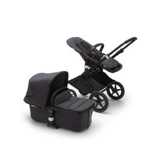 Bugaboo Fox2 Complete Stroller Limited Edition - Washed Black