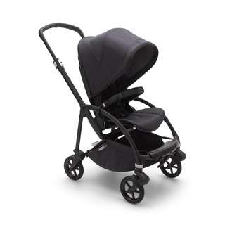 Bugaboo Bee 6 Complete Stroller Limited Edition - Washed Blac