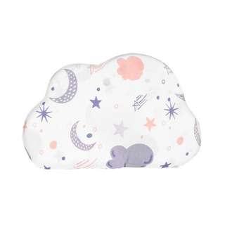 Bonbijou Snug Pillow Memory Foam W/Case (Moon/Star)