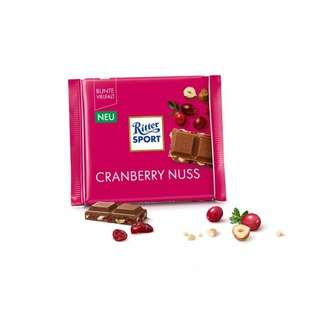 Ritter Sport Cranberry Nuts