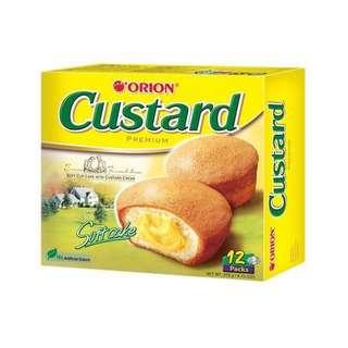 Orion Custard Pie 12p (Halal)