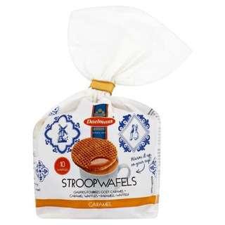 Daelmans Stroopwafels Bag