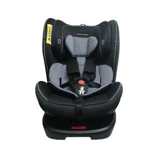 Bonbijou Orbit Car Seat (Black)