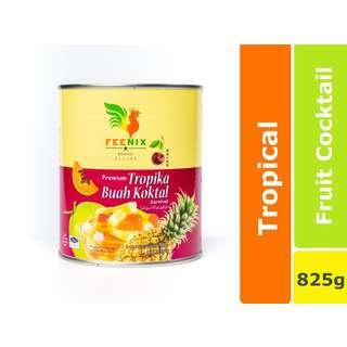 Feenix Can Food - Premium Tropical Fruit Cocktail Carnival