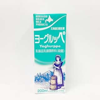 Hokkaido Hidaka Milk - Yoghurppe