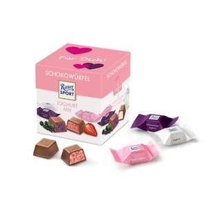 Ritter Sport Choco Cubes Yoghurt Mix