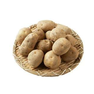 Korea Potatoes