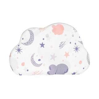 Bonbijou Snug Memory Foam Pillow Case (Moon/Star)