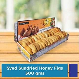 Syed Sundried Honey Figs