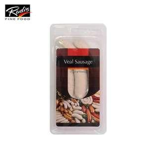 Rudi's Veal Sausage