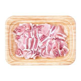 MEATLOVERS Kurobuta Pork Loin Stir Fry Slice - Chilled