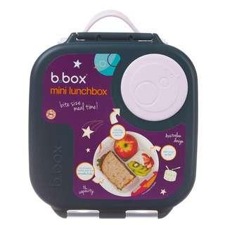 B.Box Mini Lunchbox - Indigo Rose