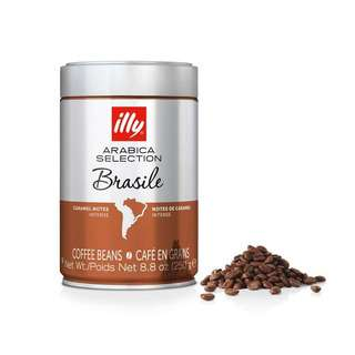 illy Whole Bean Arabica Selection Brazil