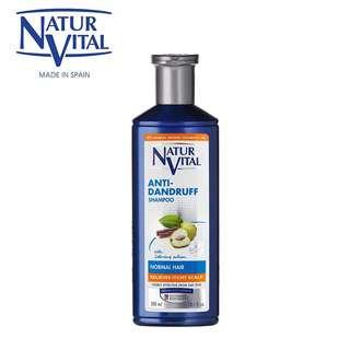 Naturvital Anti-Dandruff Shampoo-Normal Hair