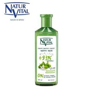 Naturvital Happy Hair-Reinforcing Shampoo