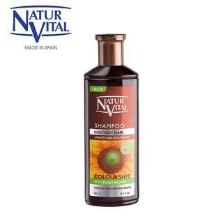 Naturvital Henna Shampoo Chestnut