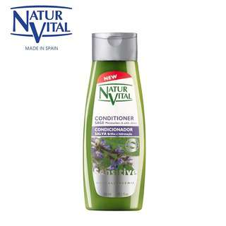 Naturvital Sensitive Hair Conditioner Sage