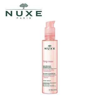NUXE Very Rose Cleansing Delicate Cleansing Oil