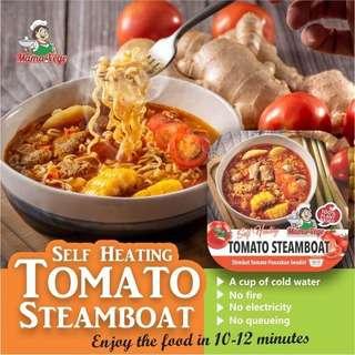Mamavege Vegetarian Self-heating Tomato Steamboat