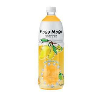 Mogu Mogu Mango Juice with Nata de Coco