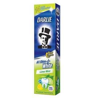Darlie All Shiny White Lime Bundle of 4