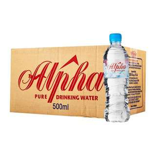 Alpha Pure Drinking Water