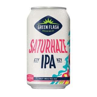 Green Flash Saturhaze Session Hazy IPA (Craft Beer)