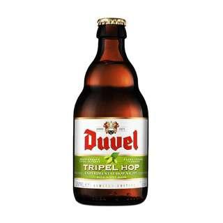 Duvel Tripel Hop Belgian IPA (Craft Beer)