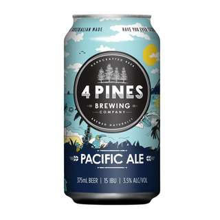 4 Pines Pacific Ale (Craft Beer)