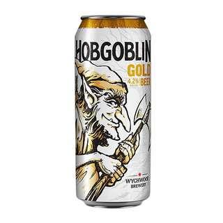 Wychwood Hobgoblin Gold English Golden Ale (Craft Beer)