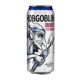 Wychwood Hobgoblin Ruby English Amber Ale (Craft Beer)