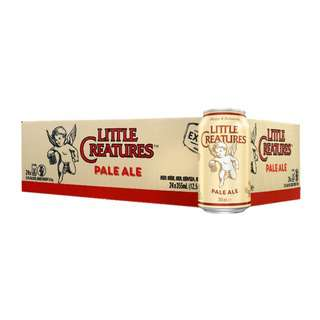 Little Creatures Pale Ale (Craft Beer)