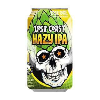 Lost Coast Hazy IPA (Craft Beer)