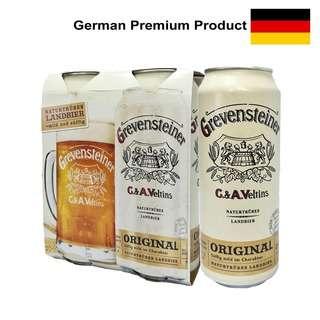 Veltins Grevensteiner Original 4-Pack Cans