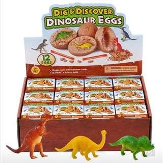 Play N Learn Science Educational Toy Dig A Dinosaur Egg