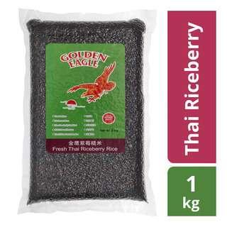 Golden Eagle Fresh Thai Riceberry Rice