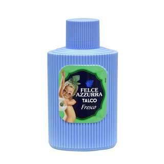 felce azzurra Talcum Bottle Fresh