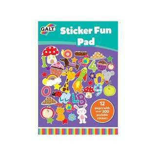 Galt Sticker Fun Pad